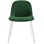 beso sled base side chair  -