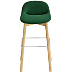 beso wood leg stool  -