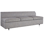 bevel 3 seat sofa  - Herman Miller