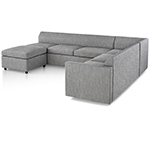 bevel sectional sofa  -