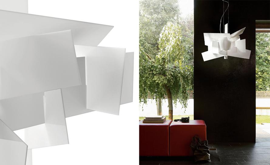 big bang suspension lamp. Black Bedroom Furniture Sets. Home Design Ideas