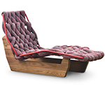 biknit chaise lounge chair