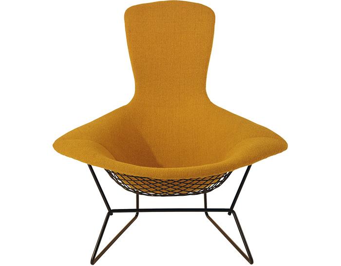bird chair with no ottoman