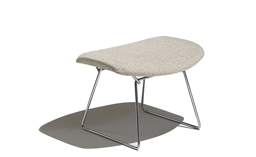 Bird Ottoman Only Hivemoderncom - Bertoia coffee table