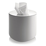 birillo tall tissue box - Piero Lissoni - Alessi