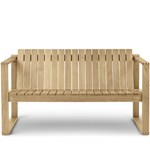 bk12 lounge sofa  - Carl Hansen & Son