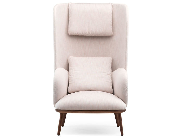 blanche bergere chair 105