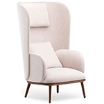 blanche bergere chair 105  -