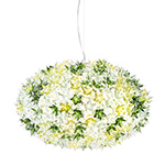 bloom round suspension lamp  -