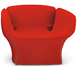 bloomy armchair