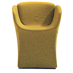 bloomy small armchair