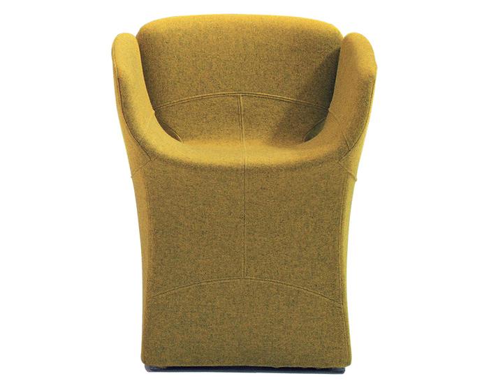 bloomy small armchair