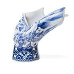 blow away vase  -