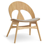 bm0949p contour chair - Borge Mogensen - Carl Hansen & Son
