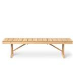 bm1871 outdoor bench - Borge Mogensen - Carl Hansen & Son