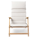 bm5568 outdoor deck chair - Borge Mogensen - Carl Hansen & Son