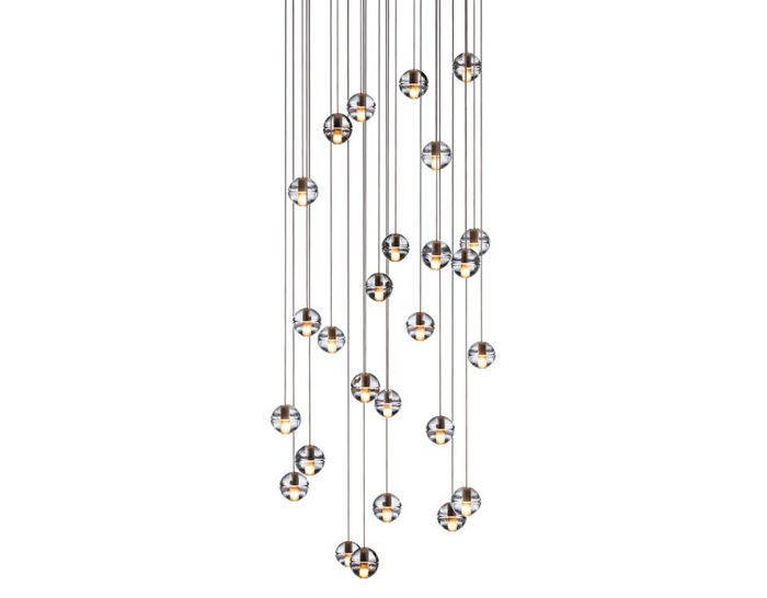bocci 14.26 twenty six pendant chandelier