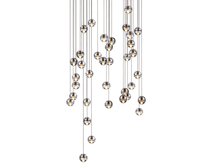 bocci 14.36 thirty six pendant chandelier