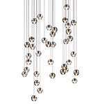 bocci 14.36 thirty six pendant chandelier  -