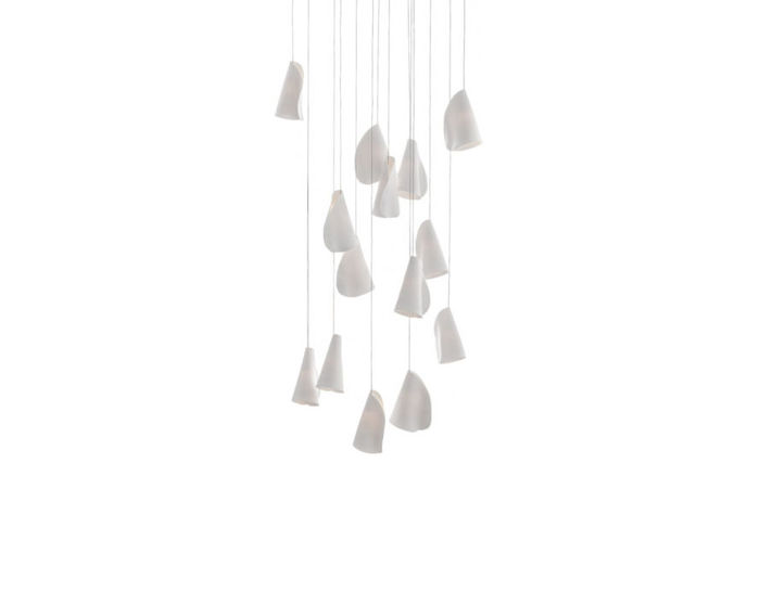 bocci 21.14 fourteen pendant chandelier