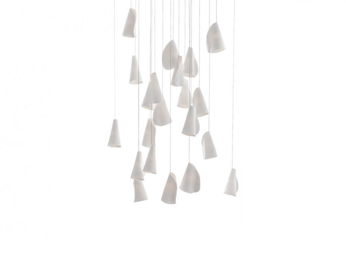 bocci 21.21 twenty one pendant chandelier