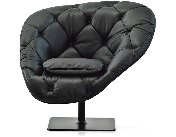 bohemian low armchair