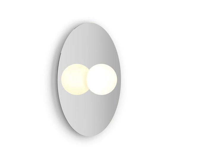 bola disc flush light