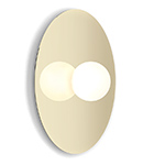 bola disc flush light  - pablo