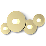 bola disc flush grouping light  -