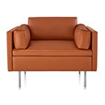 bolster club chair  -