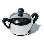 bombé sugar bowl  -