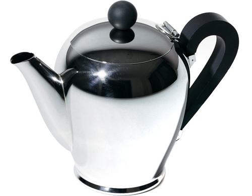 bombé coffee pot