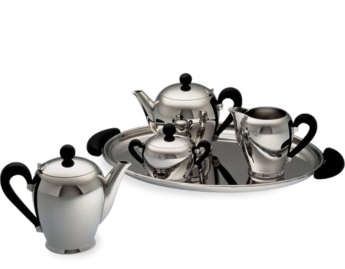 bombé tea & coffee service