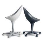 bombo desk chair - S. Giovannoni - magis