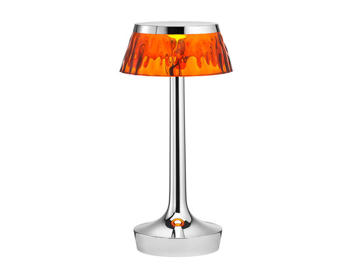 bon jour unplugged table lamp