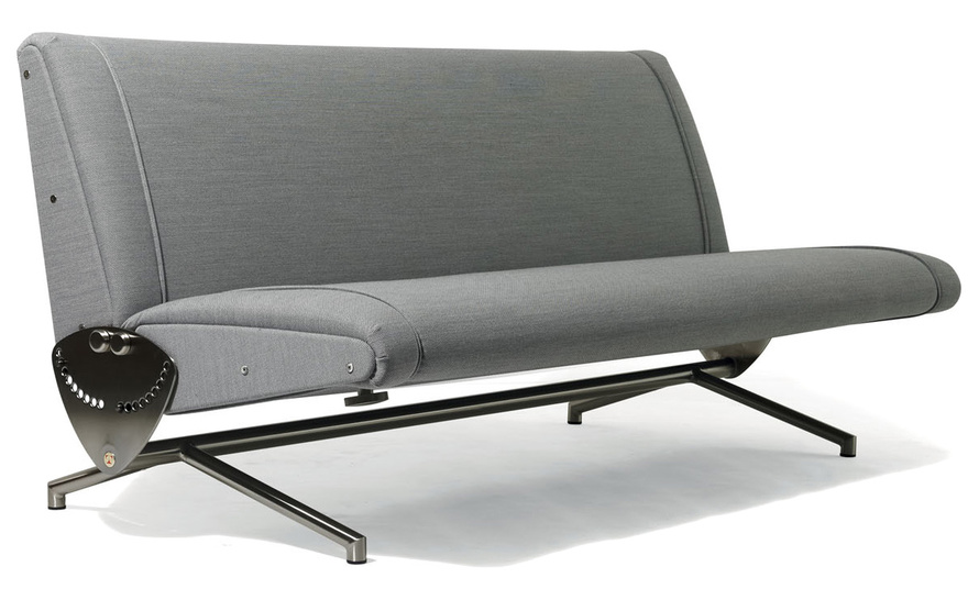 borsani d70 reclining sofa