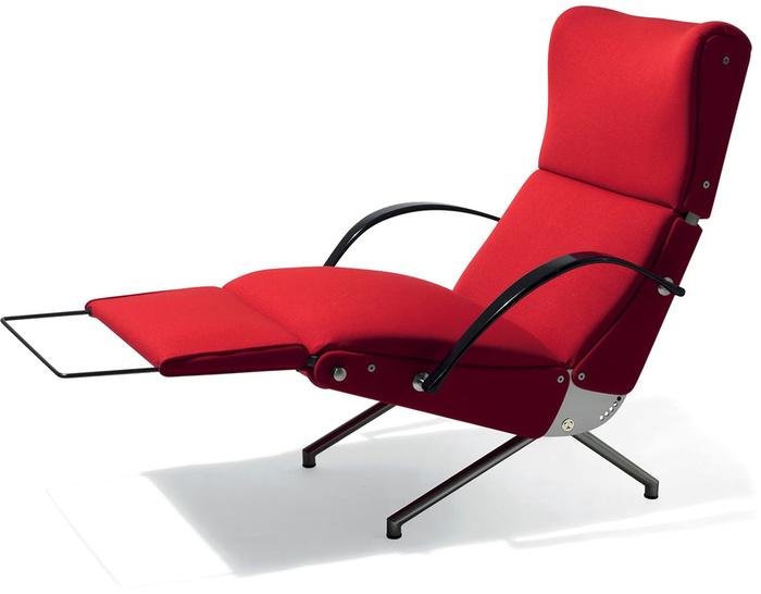 borsani p40 lounge chair