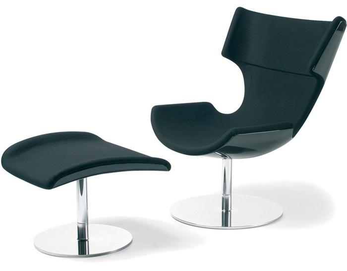 boson chair & ottoman