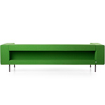 bottoni shelf triple seater sofa  -
