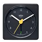 braun square alarm clock - Dieter Rams - ameico