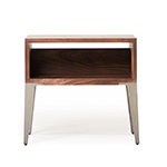 bretton bedside table 397 - Matthew Hilton - de la espada