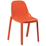 emeco broom stacking chair  -
