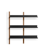 browser low add-on bookcase  -