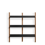 browser low bookcase  - blu dot