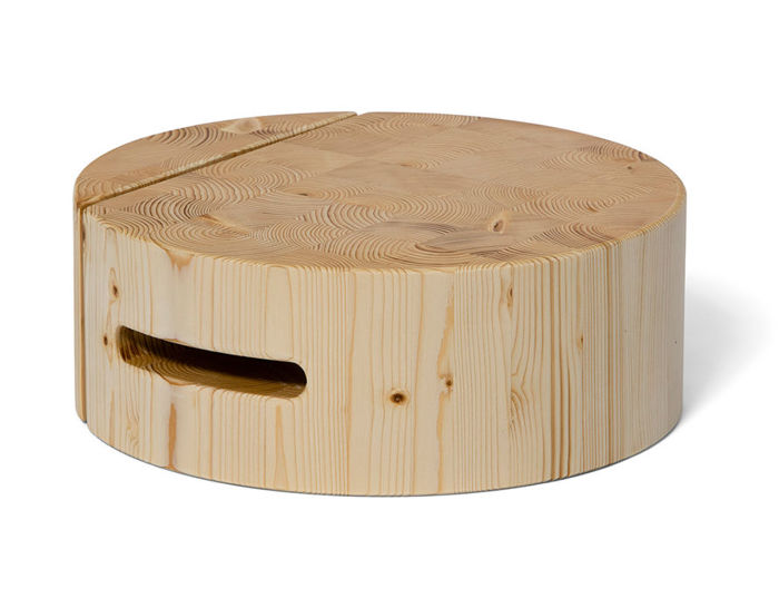 bruno round cutting board