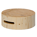 bruno round cutting board  -