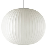 nelson bubble lamp ball - George Nelson - Herman Miller