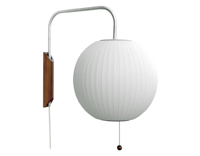 bubble lamp sconce - ball