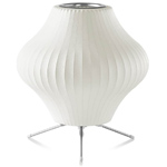 nelson pear tripod bubble lamp - George Nelson - Herman Miller