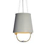 bucket suspension lamp  -